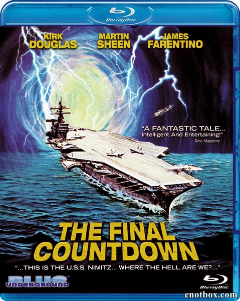 Последний отсчет / The Final Countdown (1980/BDRip/HDRip)