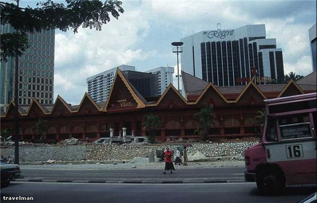 Малайзия. Часть первая