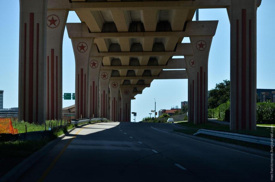 15. - Дорожные пересечения должны иметь скоростные соединения между собой, исключая развороты на 90