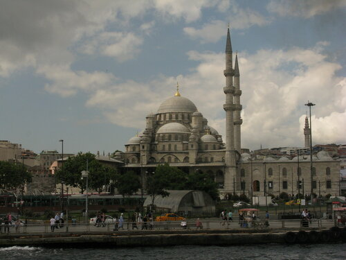 Мечеть Султанахме. Автор фото: Станислав Кривошеев
