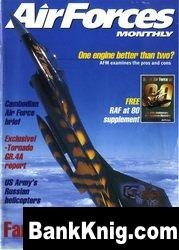 Журнал Air Forces Monthly №10  1998