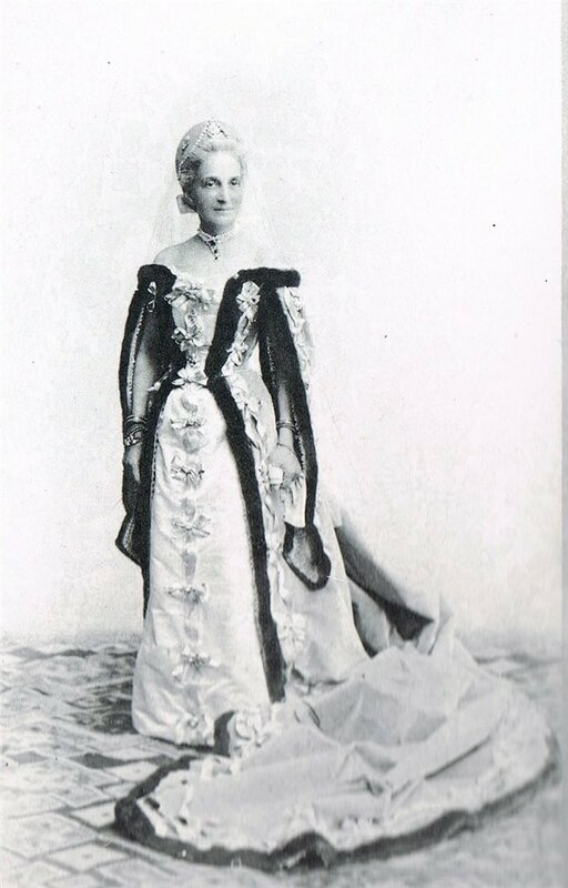 Мария Александровна Стенбок-Фермор