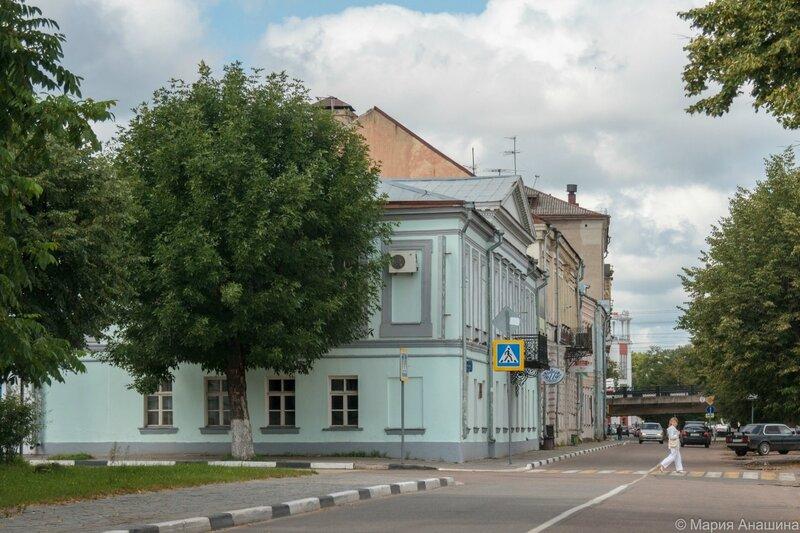 Набережная Степана Разина