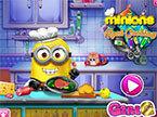 Миньоны Готовят Еду - Minions Cooking