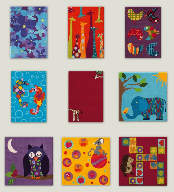 Zoo rugs by ihelen