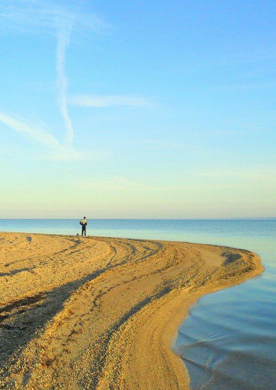 На утреннем берегу ... SAM_2270 - 1.jpg