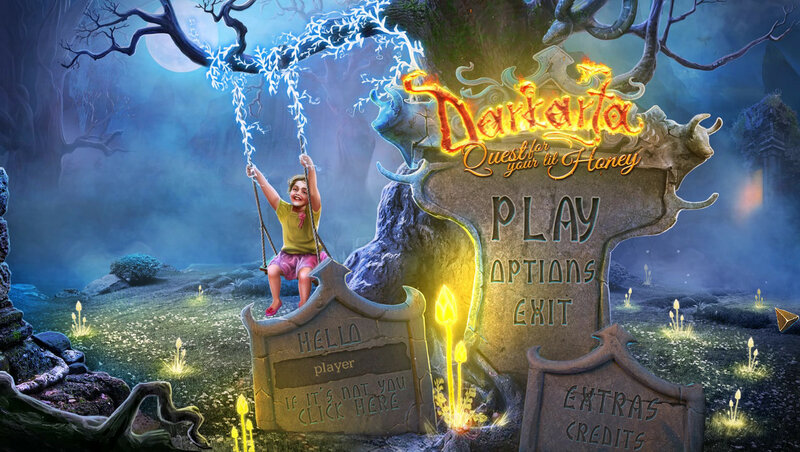 Darkarta: Quest For Your Lil' Honey