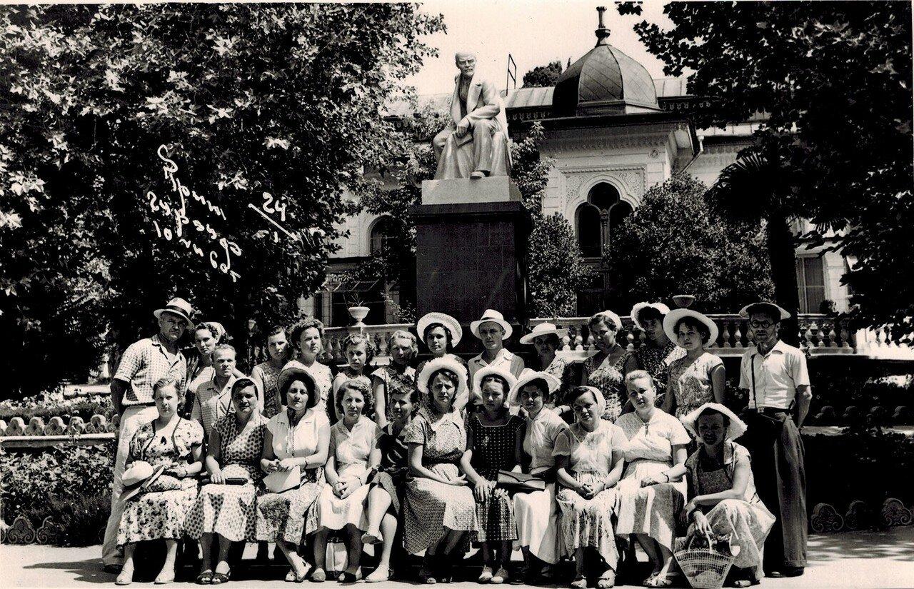 Гурзуф. 1960
