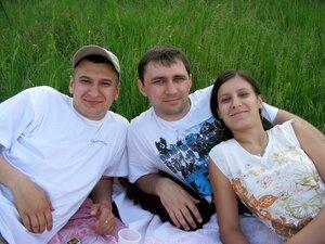 Думаю сфотографуюсь з ними )))