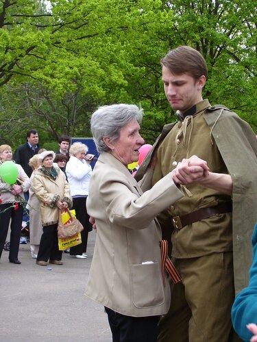 Танец для ветерана