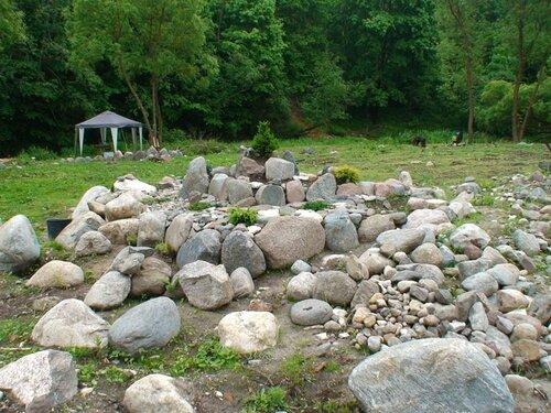 ... и на камнях растёт природа...