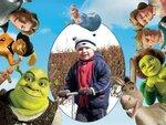 Детские рамки(разное) - открытки шаблоны для Photoshop