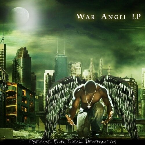 50 Cent - War Angel LP (2009) Street Album