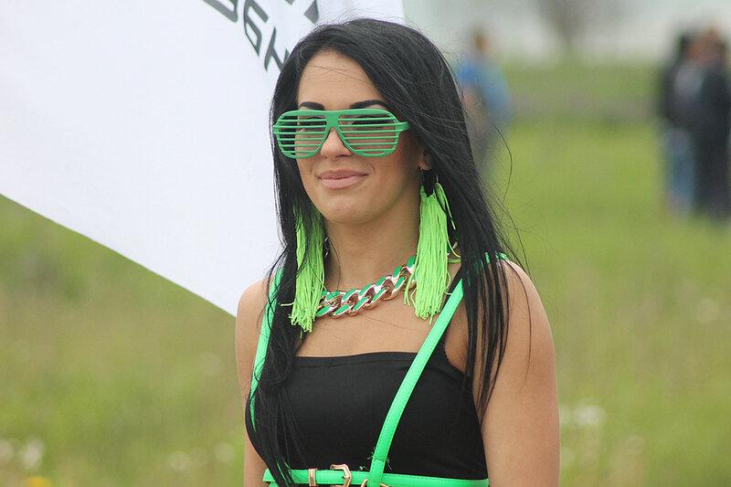 Фестиваль драг-рейсинга в Орле