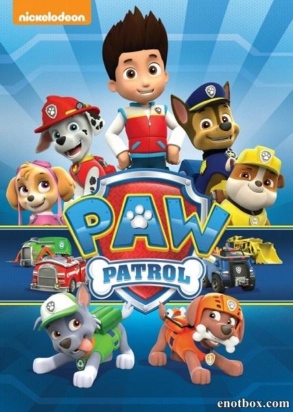 Щенячий патруль (1 сезон: 26 серий из 26) / Paw Patrol / 2013 / ДБ / WEB-DLRip