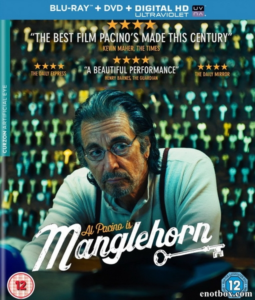 Манглхорн / Manglehorn (2014/DVD5/BDRip/HDRip)