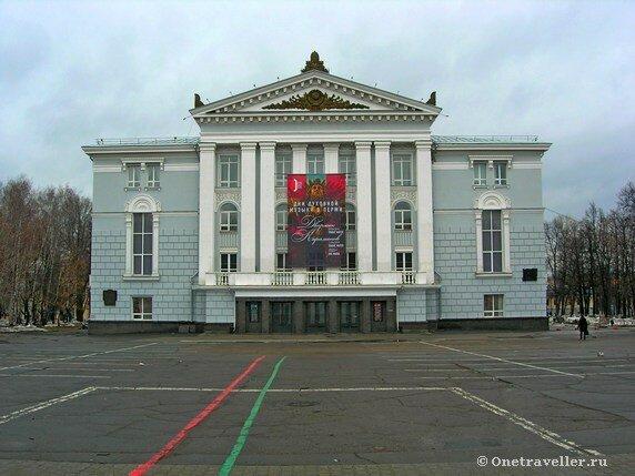 Пермский государственный академический театр оперы и балета им. П.И. Чайковского (1879 г.)