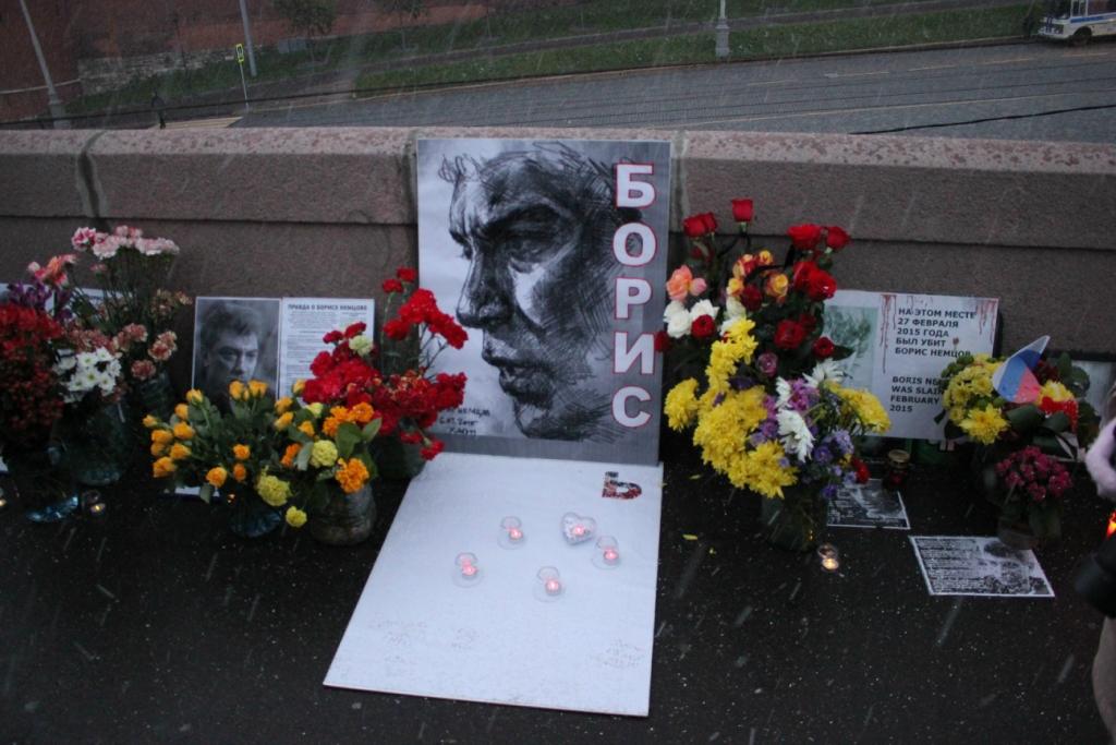 Борису Немцову исполнилось бы 56 лет