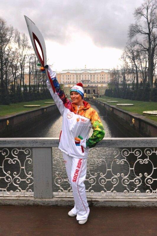 Анастасия Волочкова, Олимпийский огонь (1).jpg