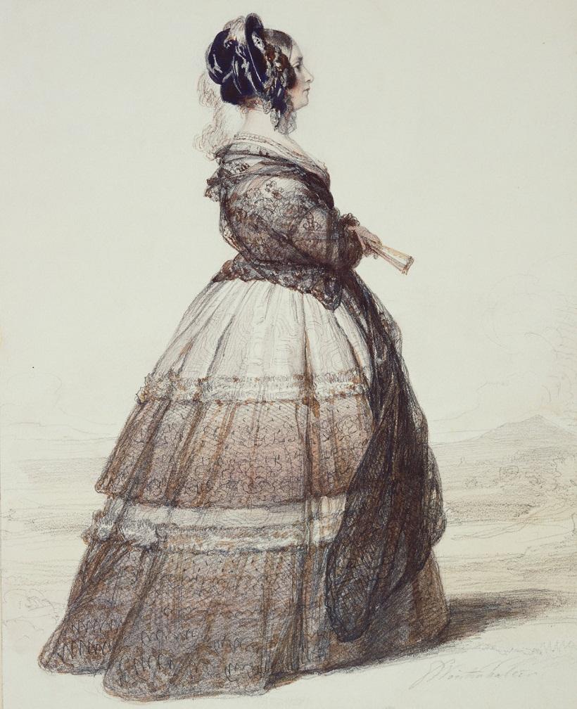 Виктория Саксен-Кобург-Заальфельдская, герцогиня Кентская