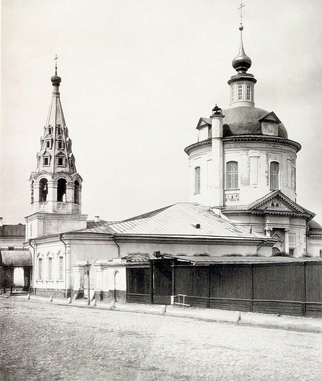 427. Церковь Воскресения Христова на Таганке