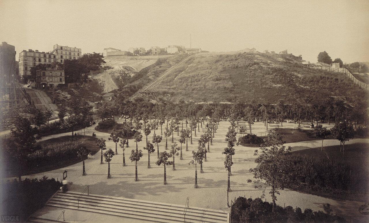 1877. Площадь Святого Петра