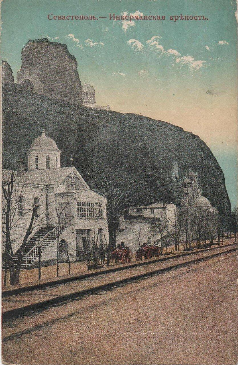 Окрестности Севастополя. Инкерманская крепость