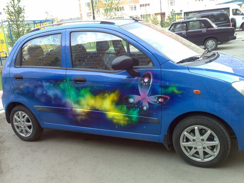 Andrei_Ch — «Гламур-авто» на Яндекс.Фотках