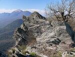 Вид с вершины горы Развалка (г.Железноводск)
