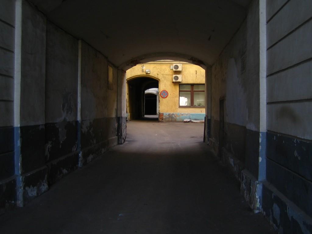 Арки бывш. гостиницы «Боярский двор»
