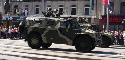 Боевые машины*