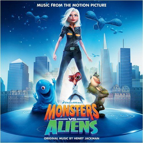 Score Monsters vs. Aliens