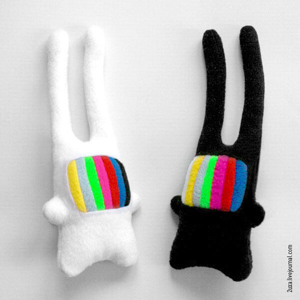 2uxa телевизионные заяцы