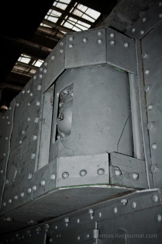 реставрация Mark V