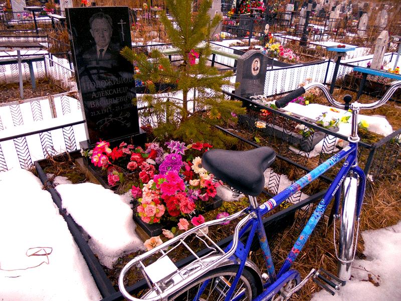 Кладбище Игнатовское, Ярославль