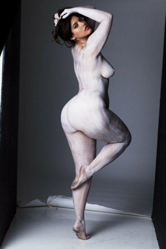 эротика женщины с формами луизы о мерфи фото вот вести