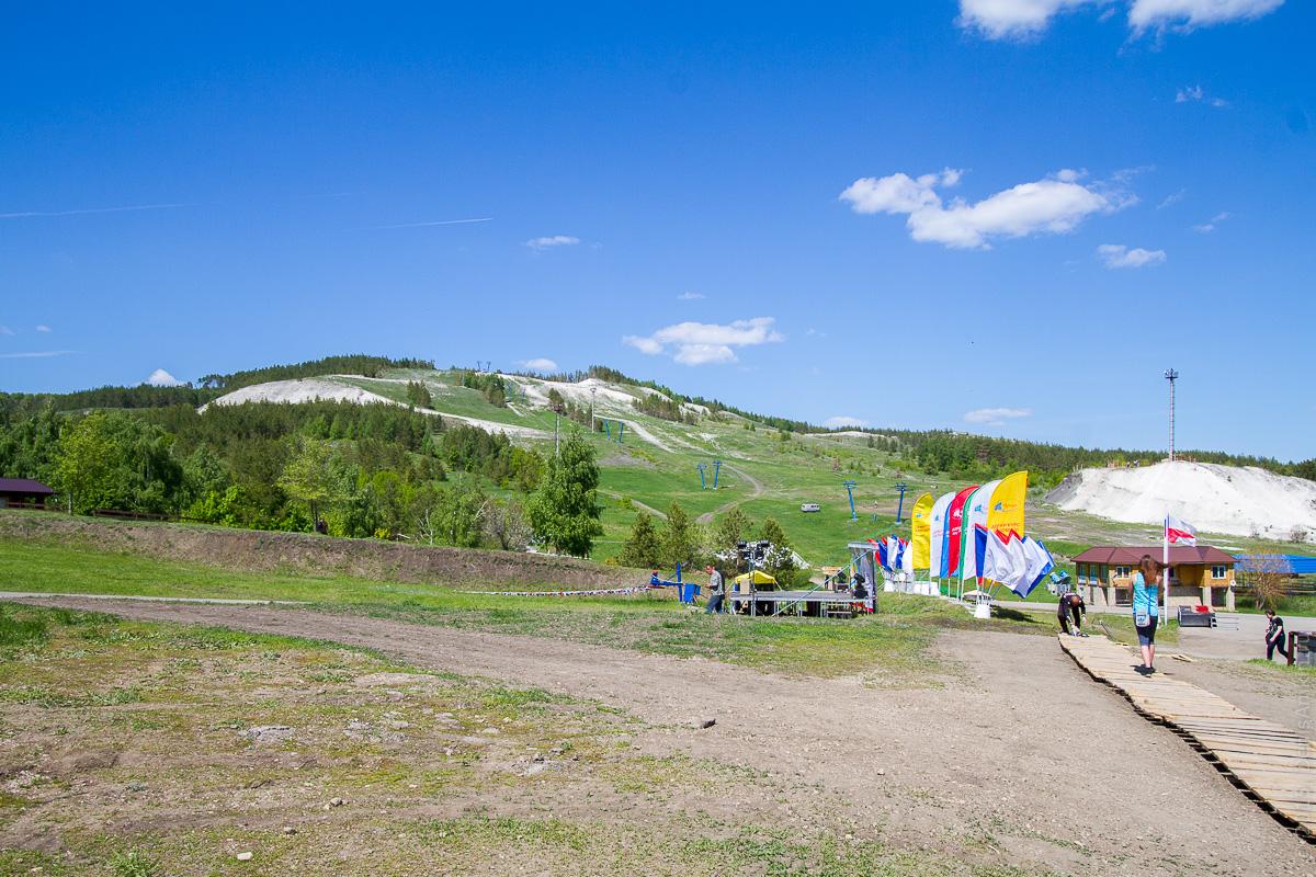 Хвалынск горнолыжный курорт 1