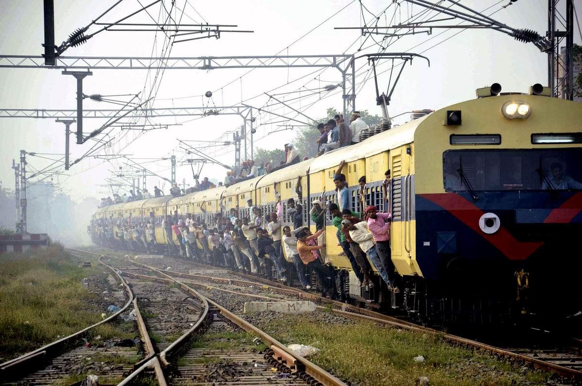 Электричка на Бомбей: Индийские покатушки