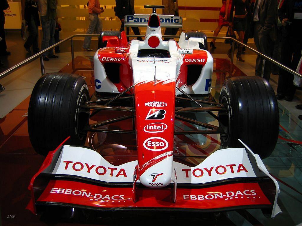Московский Международный Автомобильный Салон 2006