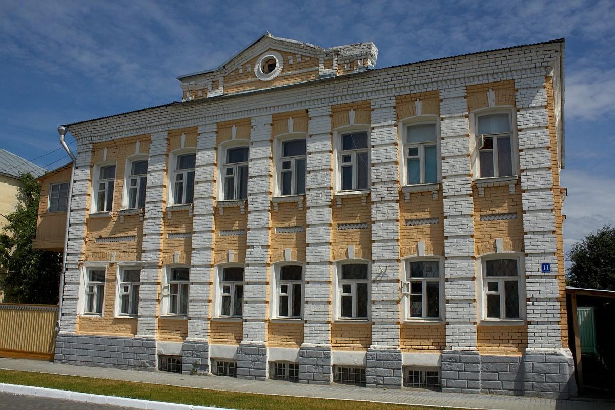 улица Лажечникова, 11