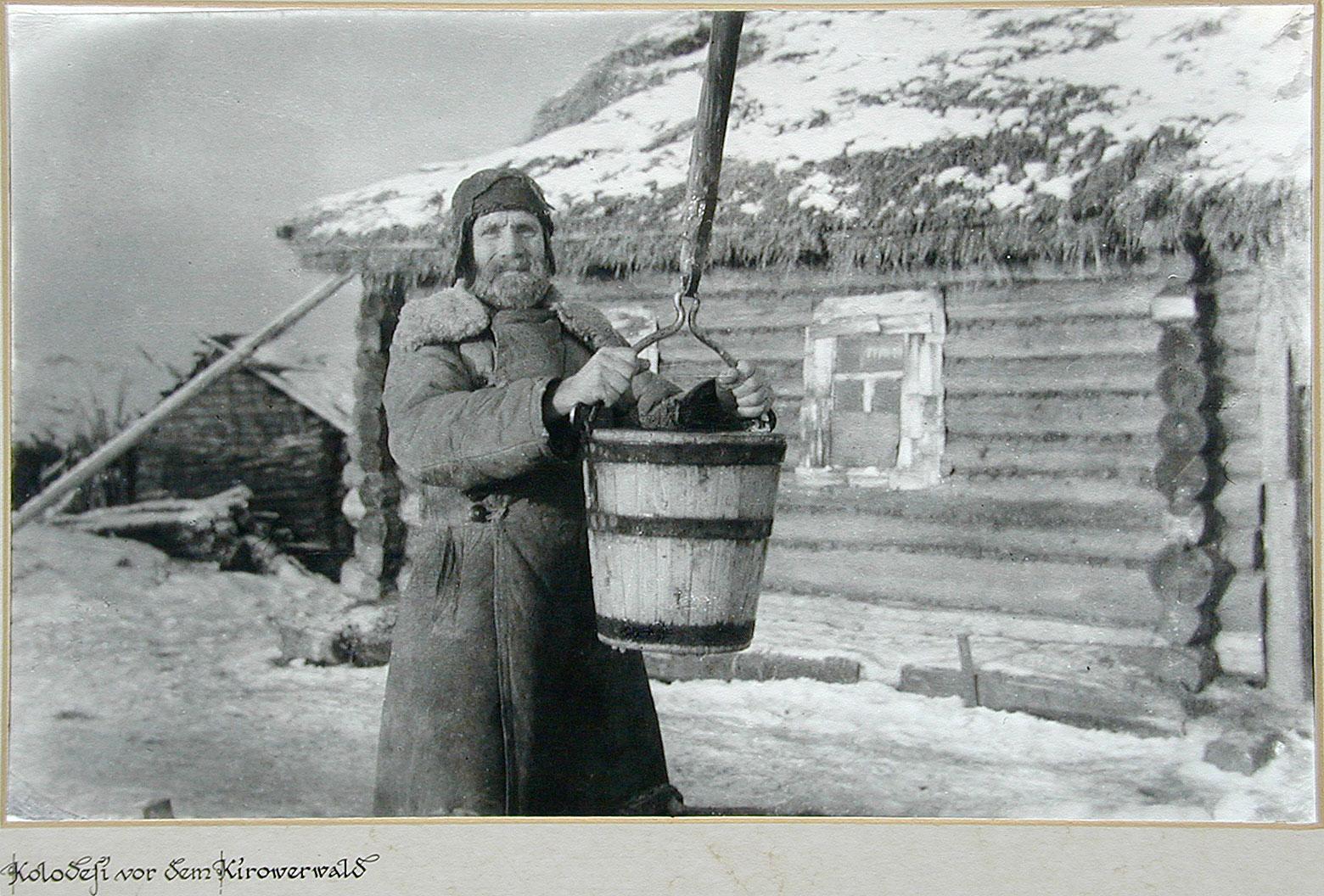 Оккупированный белгород: немцы и местные, 1943 год (105 фотографий)