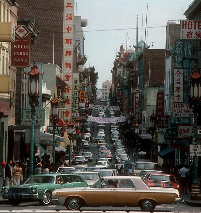 San Francisco :: July 1975