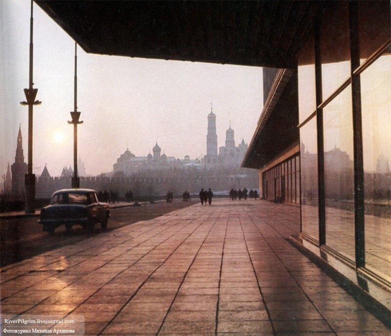 Гостиница Россия 70-е