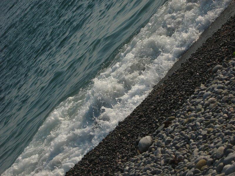 Диагональ моря