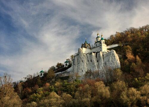 Свято-Успенская Святогорская Лавра