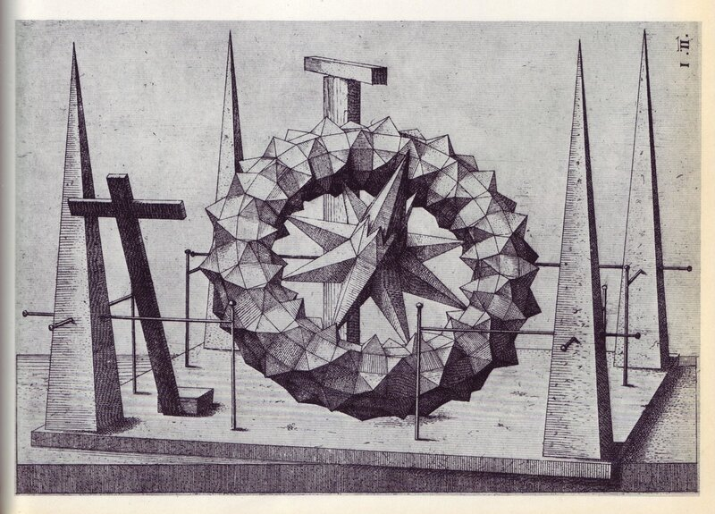 Perspectiva Corporum Regularium - Wenzel Jamnitzer 1568 02