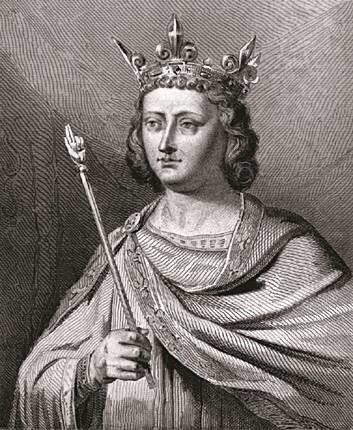 маргарита бургундская королева