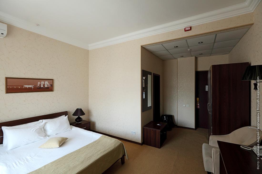 отель BEST WESTERN Севастополь номер №261 стандартный