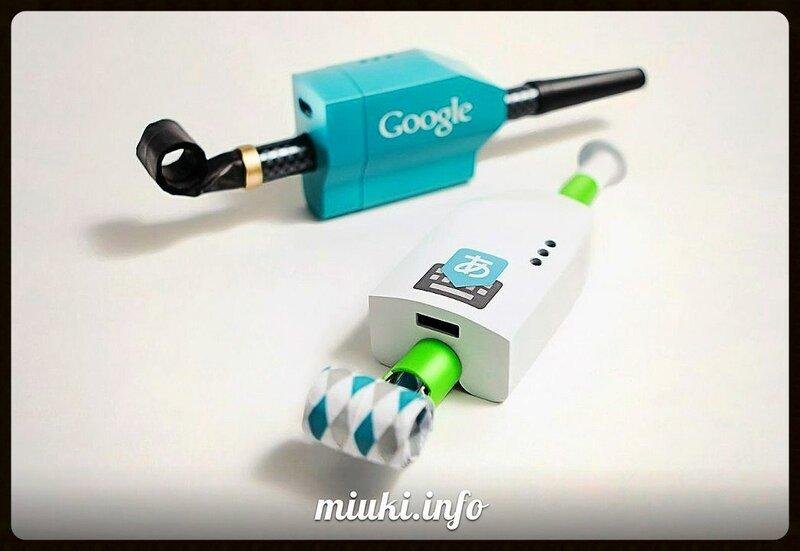 Устройство для голосового набора Google Japanese Input Piro-piro