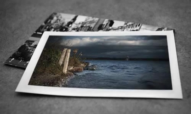 Синемаграфия: Живые фотографии Жульена Дувье